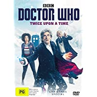 Doctor Who (2017): Twice Upon A Time (DVD)