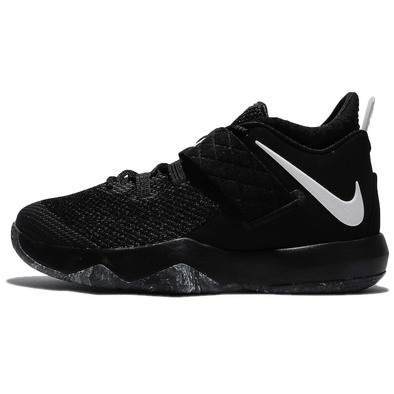 (ナイキ) アンバサダー X メンズ バスケットボール シューズ Nike Ambassador X AH7580-001 [並行輸入品] B078GPF92B 27.0 cm ブラック/ホワイト/ブラック