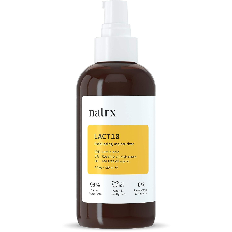 natrx LACT10 Exfoliating Moisturizer