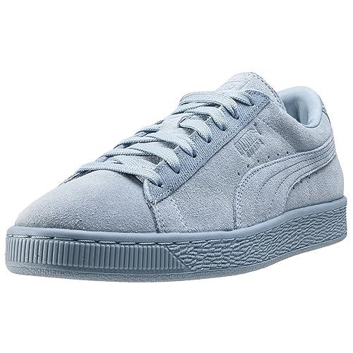 PUMA SUEDE CLASSIC tonal Scarpe Da Ginnastica Sneaker Uomo Donna 362595 03 BLU