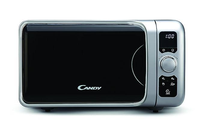 Candy EGO-G25DCS - Microondas con grill, 25 L, 900 W / 1000 W, 6 ...