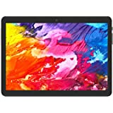 Tablet 10 inch Android, 3G Unlocked Phablet, 2GB RAM 32GB Storage Dual Sim Cards, Google Certified, Quad Core Processor, IPS