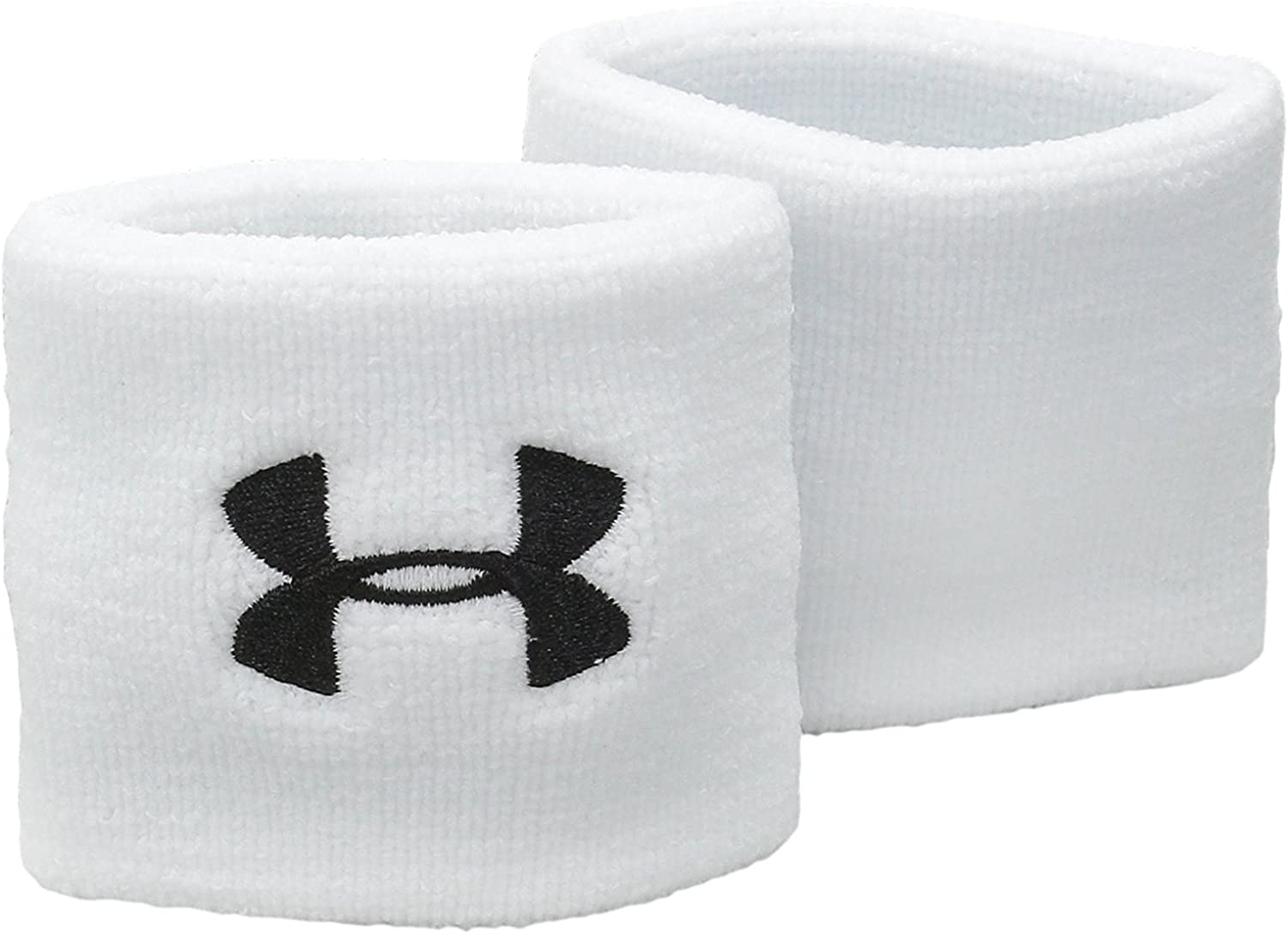 Under Armour Adult Performance 3 Wristband,Forest Green,3