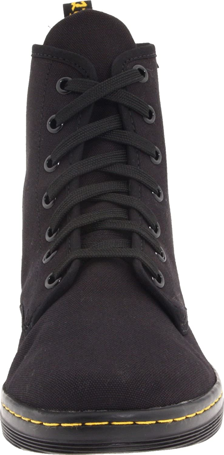 Dr. Martens Women's Shoreditch-R13524002 Ankle Bootie B004G604Q4 8 UK (US Women's 10 M)|Black