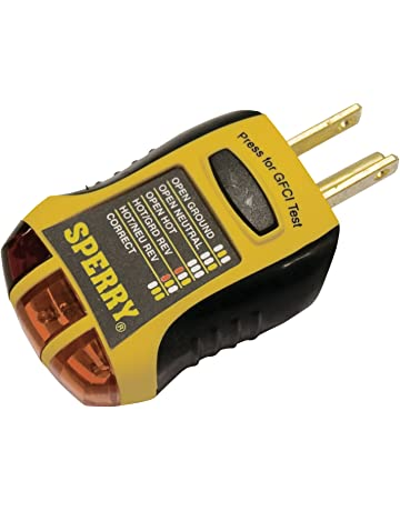 Astounding Electrical Testers Amazon Com Electrical Wiring Digital Resources Counpmognl