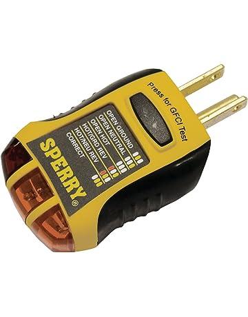 Super Electrical Testers Amazon Com Electrical Wiring Digital Resources Sapredefiancerspsorg