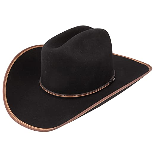 32a75cfe4 Stetson 3X Black Foothills