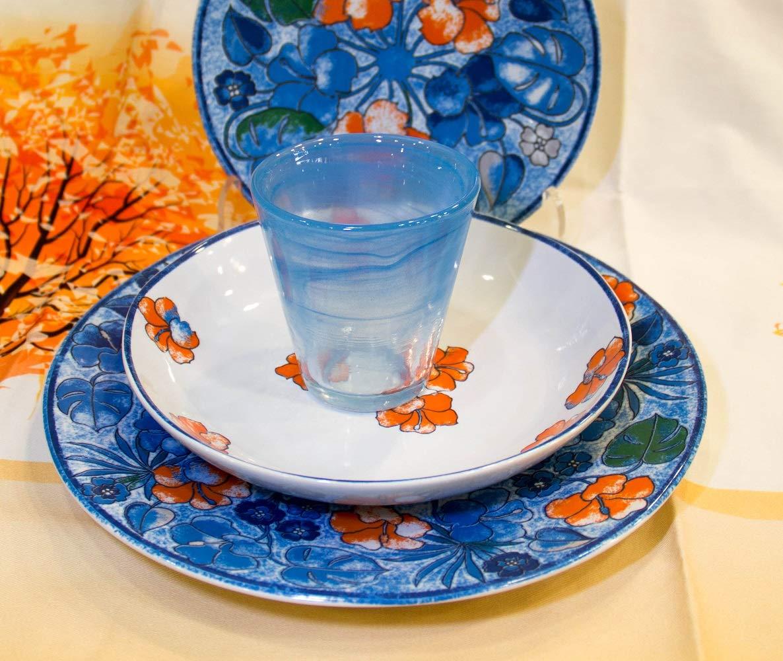 Bicchieri Acqua Set 6 Bicchieri Bicchieri Vetro Bicchieri Cocktail Bicchieri Vino Bicchieri Colorati Azzurro Pami Novita 2019 Bicchieri Aperitivo