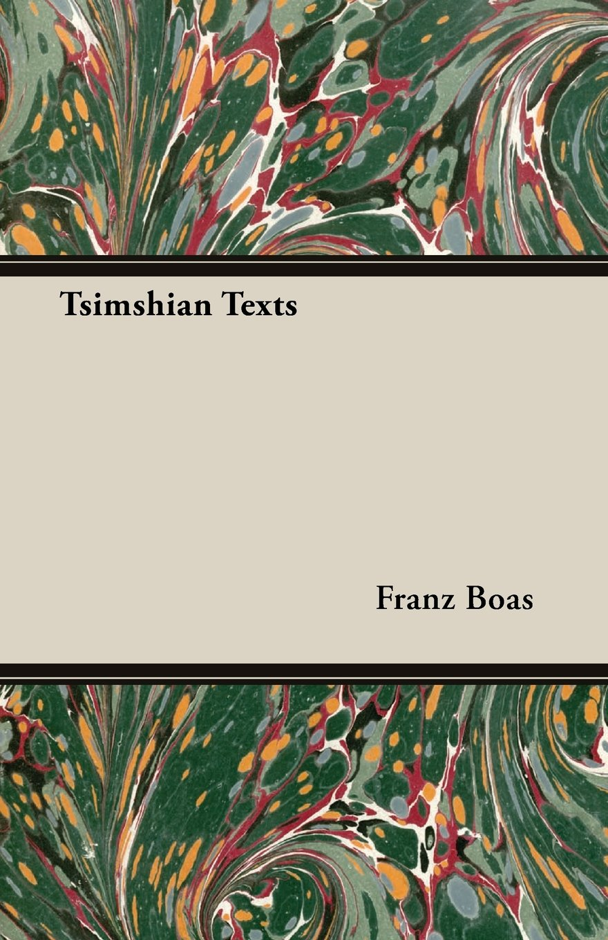 Download Tsimshian Texts ebook