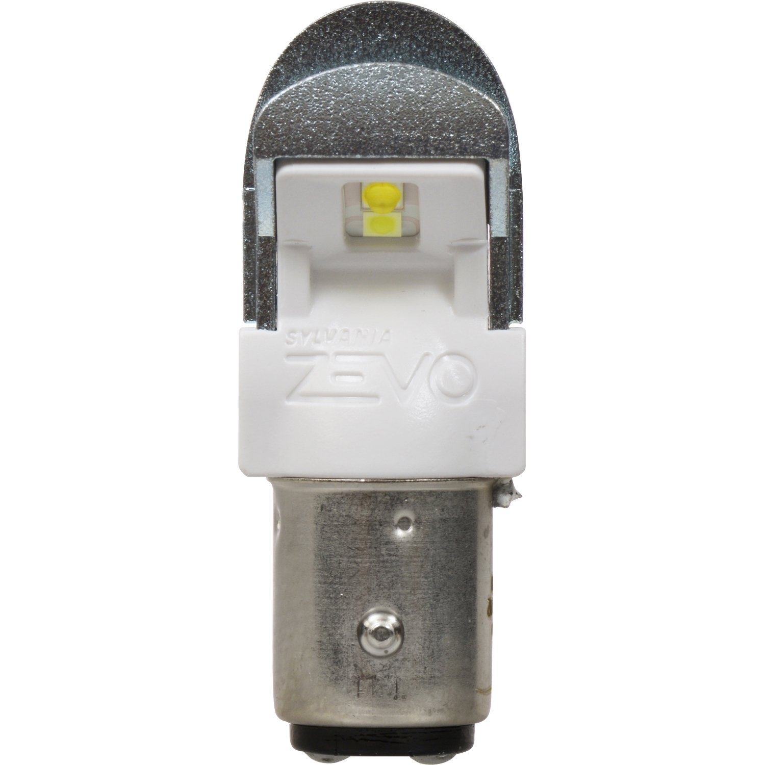 DRL Ideal for Daytime Running Lights Contains 2 Bulbs SYLVANIA and Buck-Up//Reverse Lights Bright LED Bulb 2057 ZEVO LED White Bulb