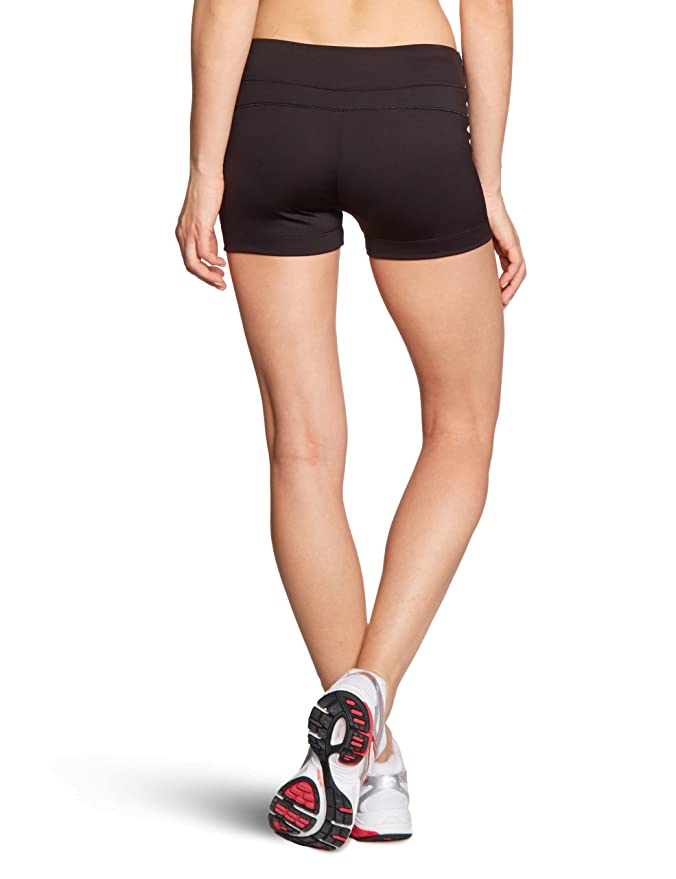 Puma Ess Women's Gym Shorts Tight-Fitting black Size:XL: Amazon.co.uk:  Sports & Outdoors