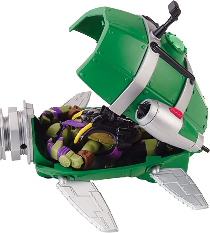 Amazon.com: Teenage Mutant Ninja Turtles Turtle Sub con ...