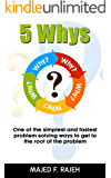 5 WHYS: ONE OF THE SIMPLEST AND FASTEST PROBLEM-SOLVING WAYS TO GET TO THE ROOT OF THE PROBLEM