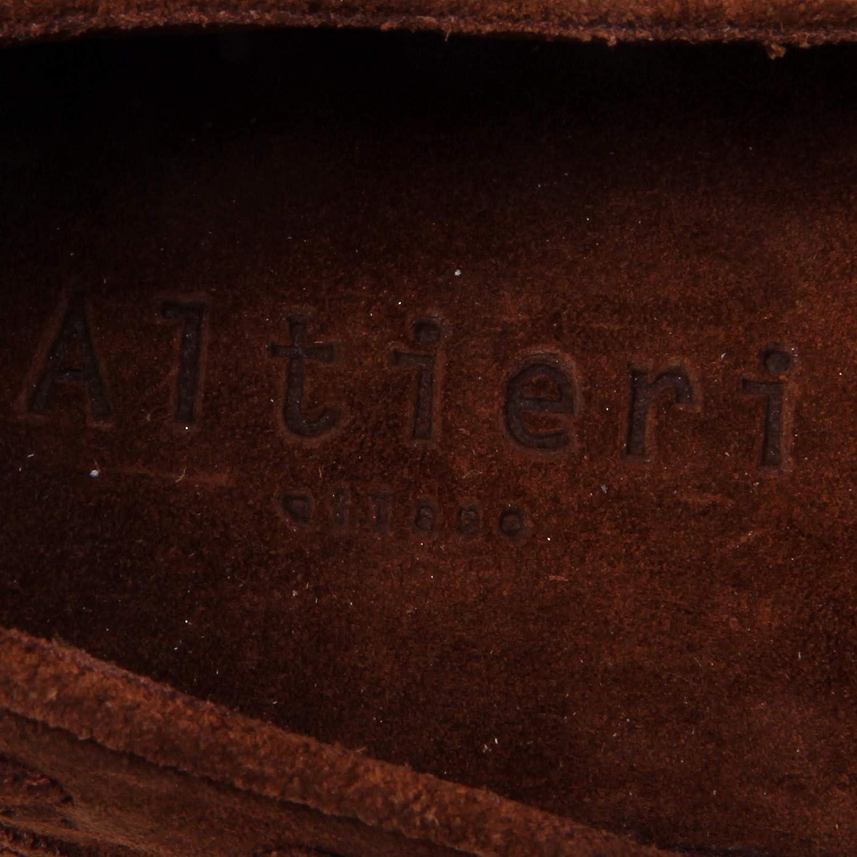Altieri Altieri Altieri F4984 Mocassino herren braun Milano forata Perforated schuhe Loafer Man B07PF49XD5  7c58cb