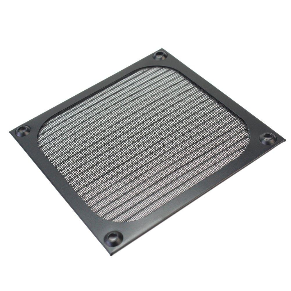 Pinzhi - Filtro Grill Rejilla Prueba de Polvo para Ordenador Ventilador 12X12cm Nuevo: Amazon.es: Electrónica