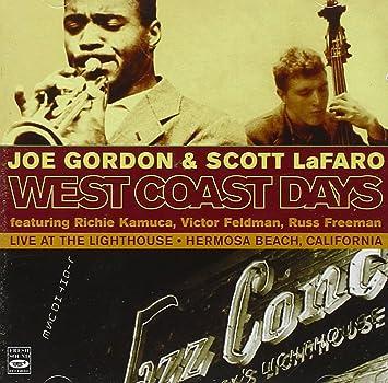 amazon west coast days live at the lighthouse joe gordon