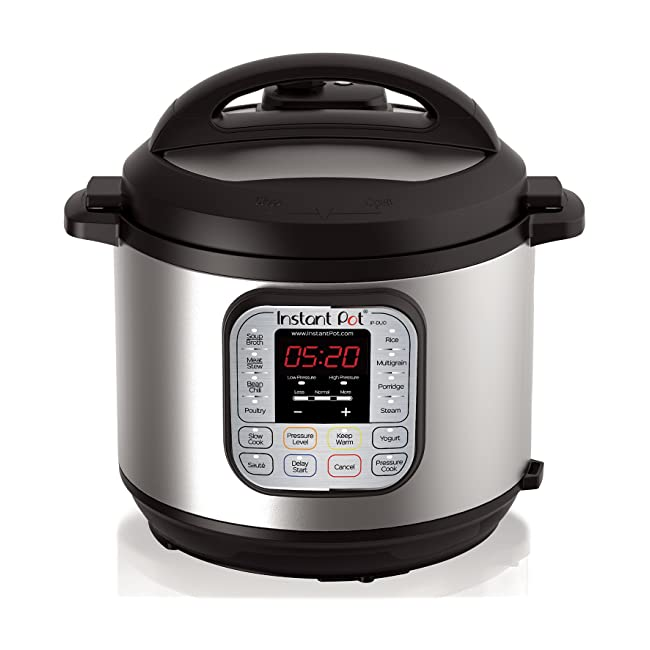 Instant Pot DUO60 6 Qt 7-in-1 Multi-Use Progra...
