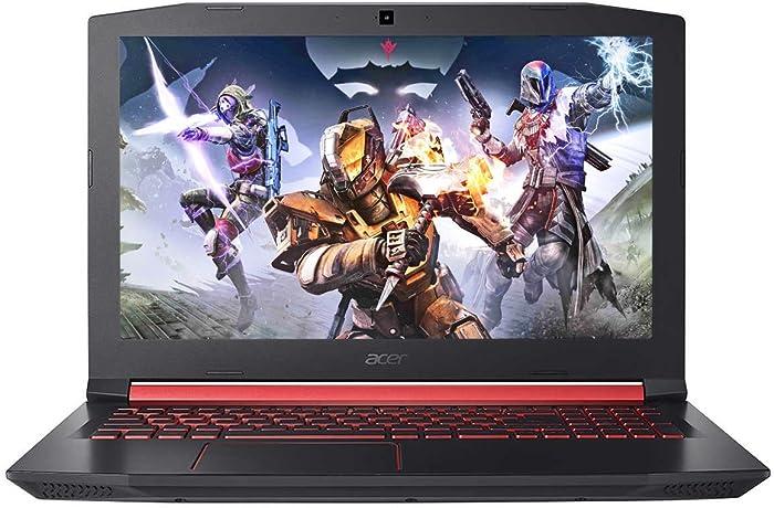 "Acer Nitro High Performance 15.6"" FHD Gaming Laptop PC | Intel Core i5-7300HQ Quad-Core | NVIDIA GeForce GTX 1050 | 8GB RAM | 1TB HDD | Windows 10 | Windows Mixed Reality Ultra Ready"