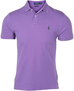 cae025557 Polo Ralph Lauren Classic Fit Mesh Polo at Amazon Men s Clothing store