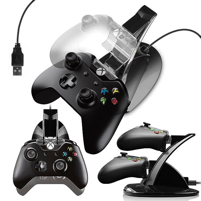 5 opinioni per G-HUB®- X-BOX ONE TWIN CONTROLLER DOCK (Contiene e spese fino a 2 Joypad