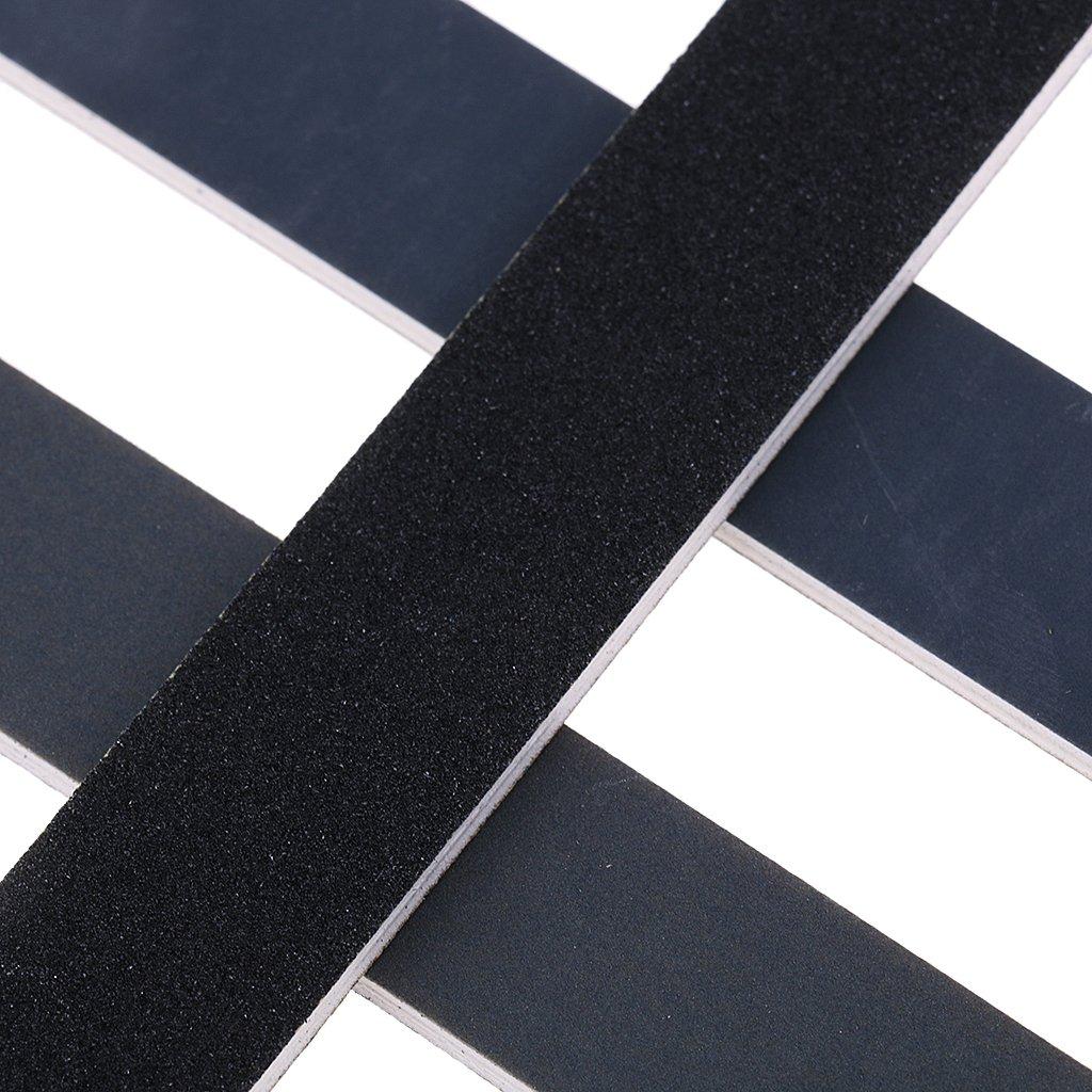 Sharplace 8pcs Pon/çage B/âton de Polissage Flexion /Élastique Surface Outils Mod/èle Papier Abrasif Outil de Polissage