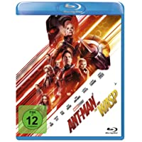 Ant-Man and the Wasp [Blu-ray]
