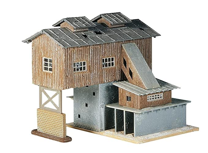 Buy Faller 222197 Old Stone Crushing Plant N Scale Building Kit