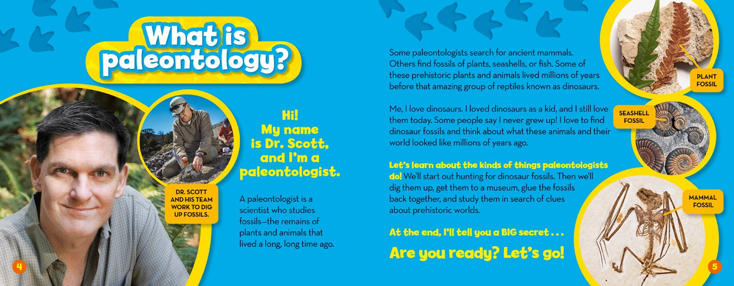 You Can Be a Paleontologist!: Discovering Dinosaurs with Dr