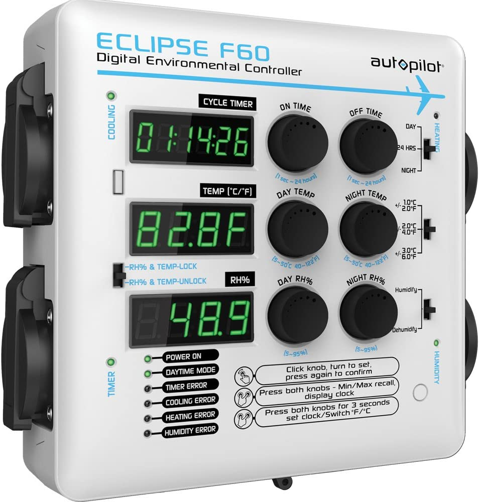 Best Temperature & Humidity Controllers