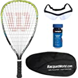 Deluxe Racquetball Starter Kit Series (Set) (Pack) ($50 - $150 Value)
