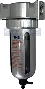 THB 1/2″ Water trap