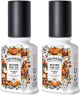 product image for Poo-Pourri Before You Go Toilet Spray Pumpkin Chai 2 Ounce, 2 Pack