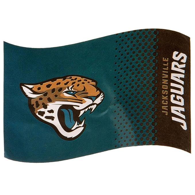 Jacksonville Jaguars NFL Football Fan Shop Flag 152cm x 91cm