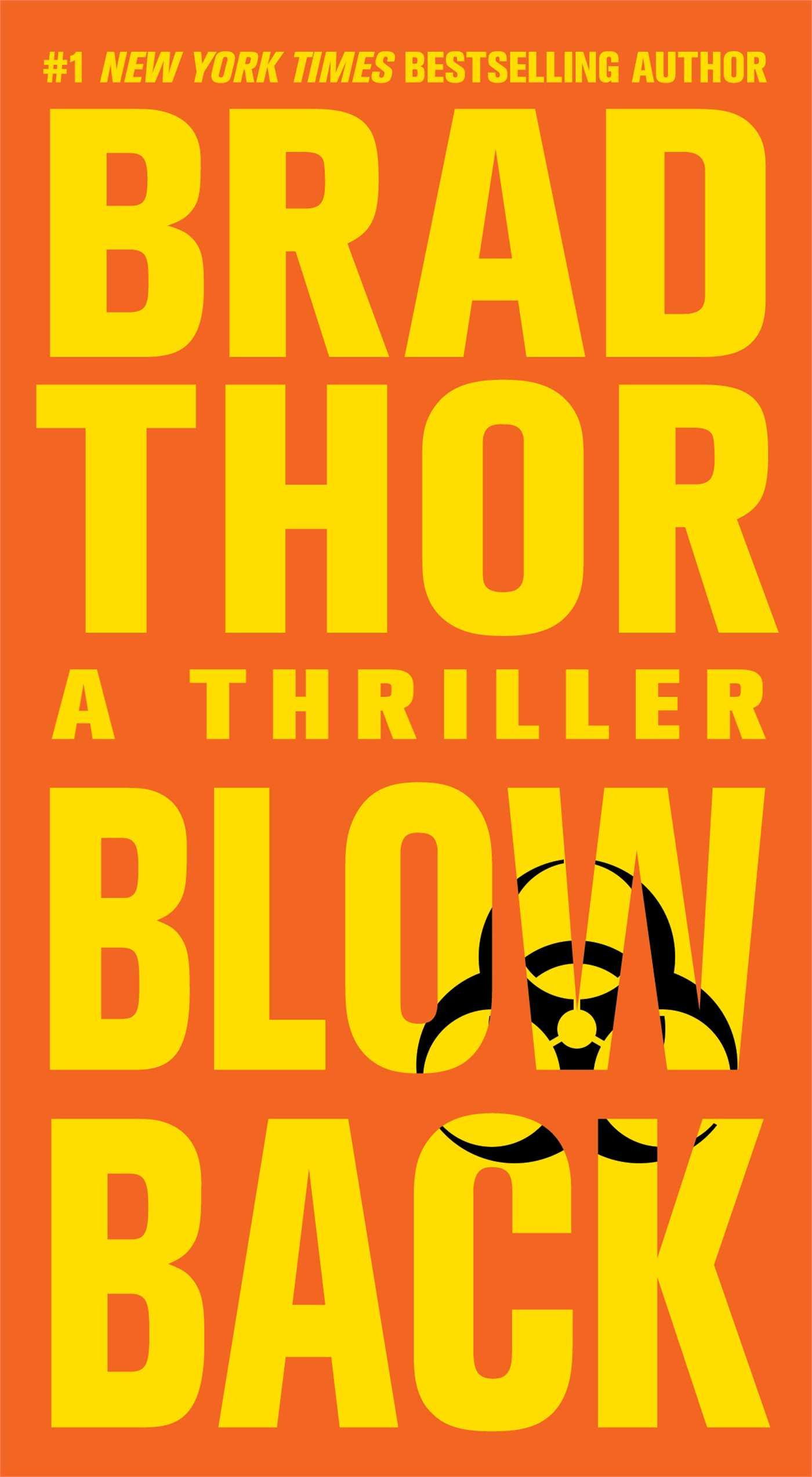 Blowback: A Thriller (The Scot Harvath Series, Band 4)