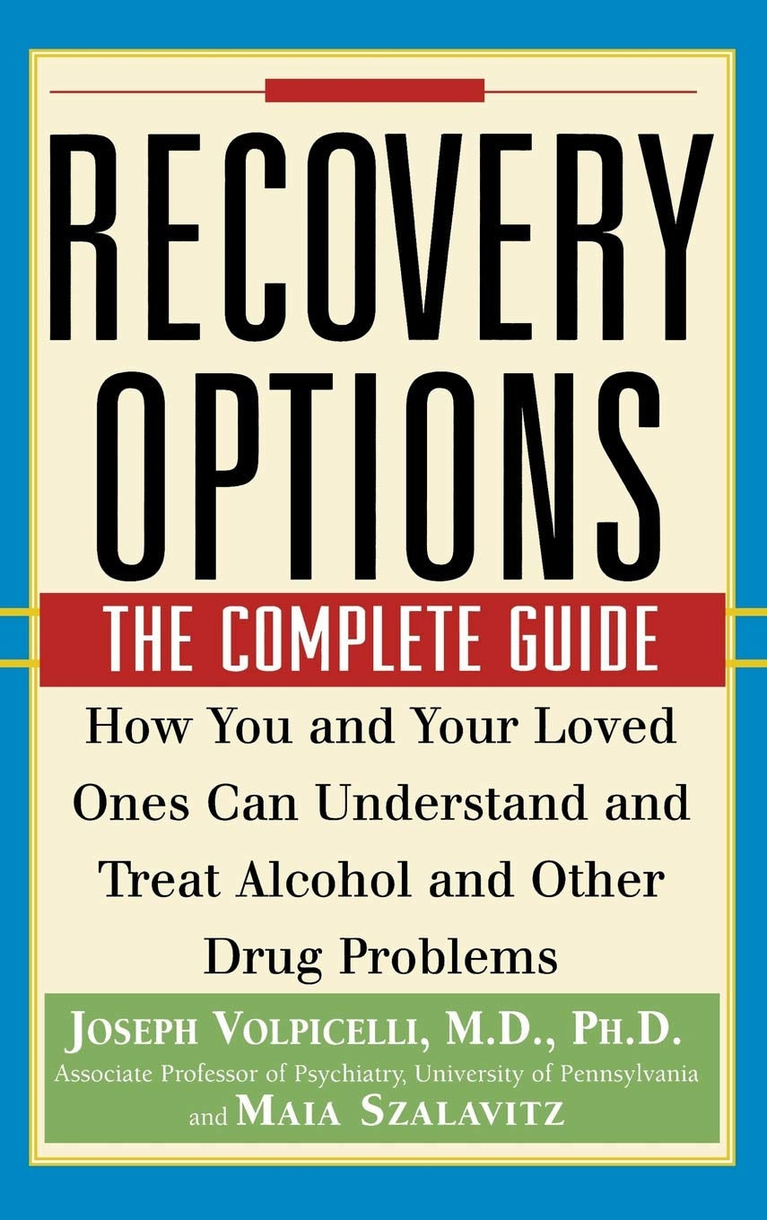 Read Online Recovery Options: The Complete Guide ebook