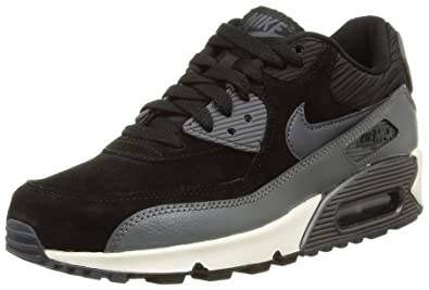 online retailer e567f 53684 Amazon.com | Nike Women's Air Max 90 Leather | Road Running
