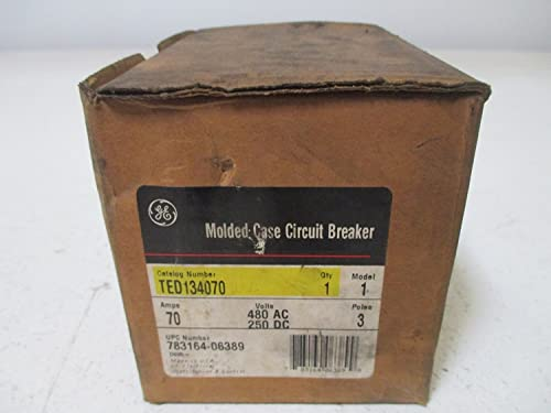 TED134070 – GE Circuit Breakers