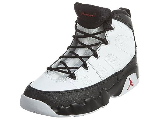 e4f1ba67d6e045 Jordan 9 Retro Little Kids Style  401811-112 Size  2.5 Y US White