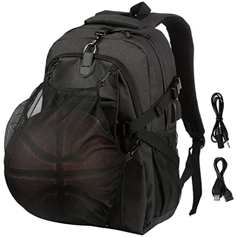 Amazon.com  VBG VBIGER School Backpack Sports Basketball Backpack ... d6b936dfa03e5
