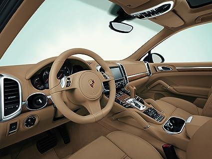Classic y los músculos de los coches y arte de coche Porsche (2011) coche