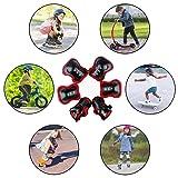 Feeke Knee Pads for Kids Knee and Elbow Pads Kids