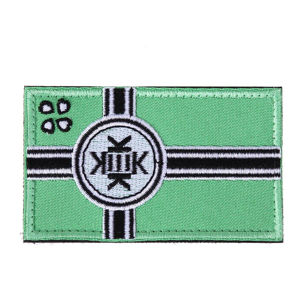 ttnight Flags KEK Flag Kek Flag Patch