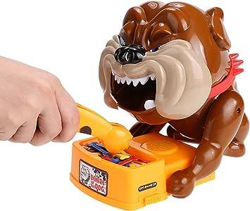 XLKJ Juego de Perro de Plástico para Niños, Juego de Mesa Family Game: Amazon.es: Electrónica