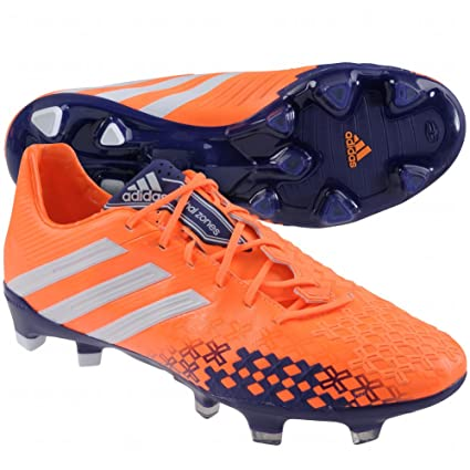 1a257d68bf779 Amazon.com: Adidas Womens Predator Lz Trx Fg Firm Ground Soccer Shoe ...