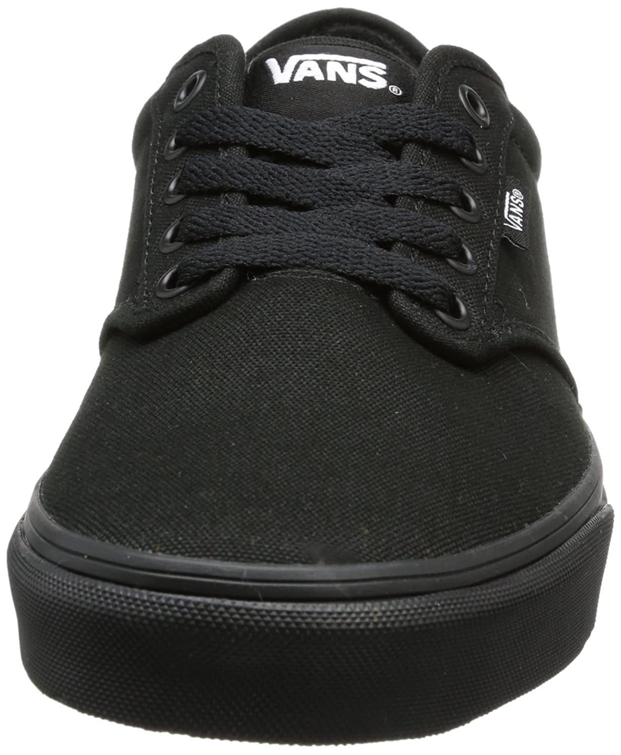 vans winston canvas navy white