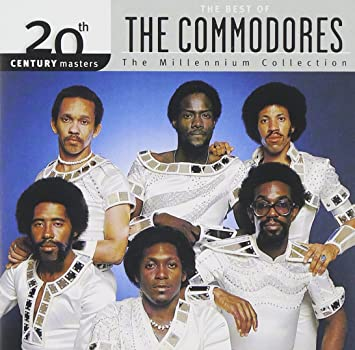 cd the best of commodores