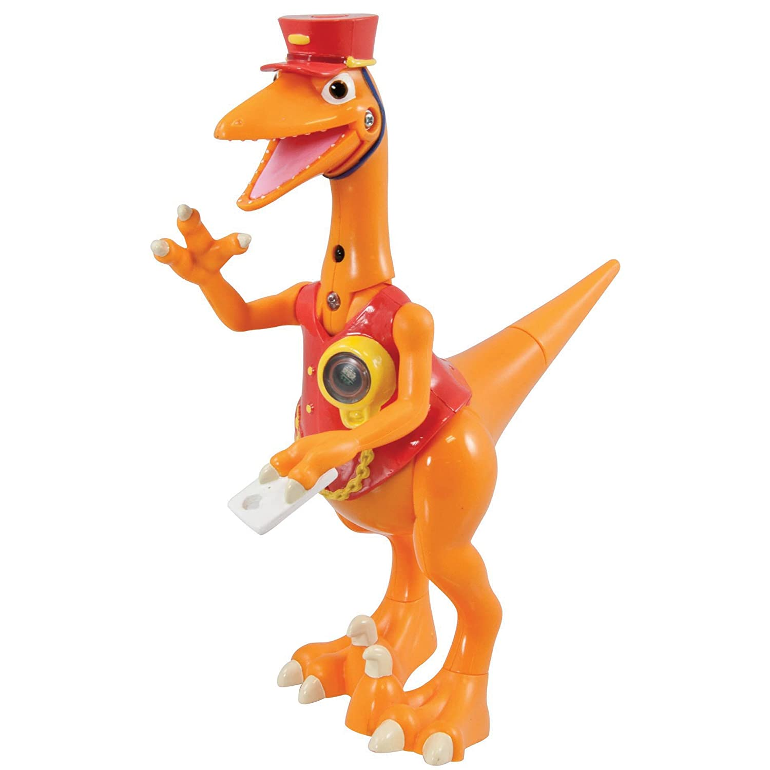 Dinosaur Train Tomy interazione Mr Conductor LC53125