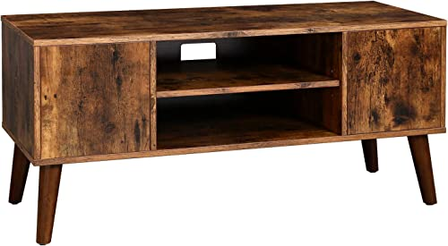 VASAGLE Center Retro TV Stand
