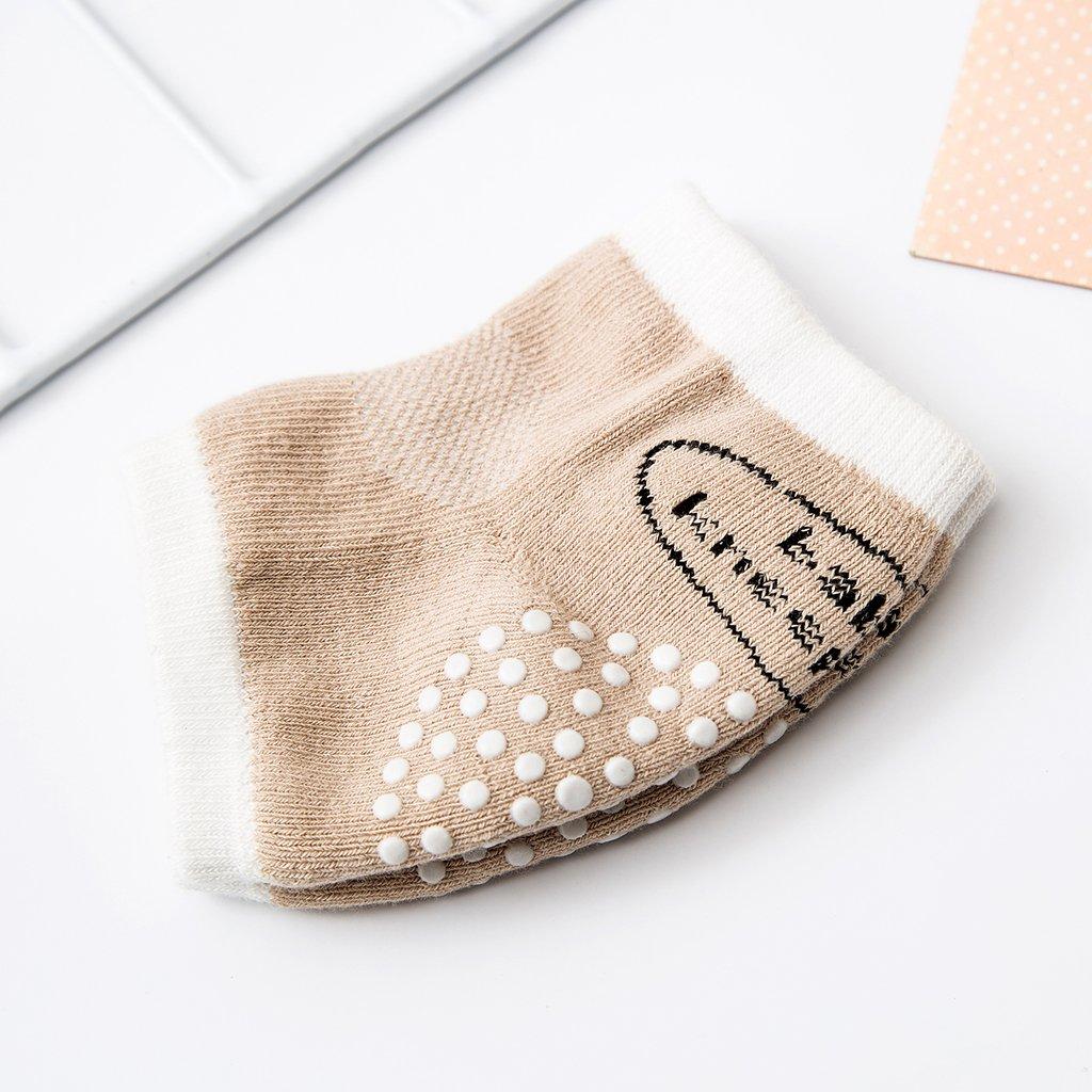 13x8cm Baoblaze 1 Pair Baby Knee Pads Crawling Anti-Slip Knee Cushion for Unisex Baby Toddlers Pink