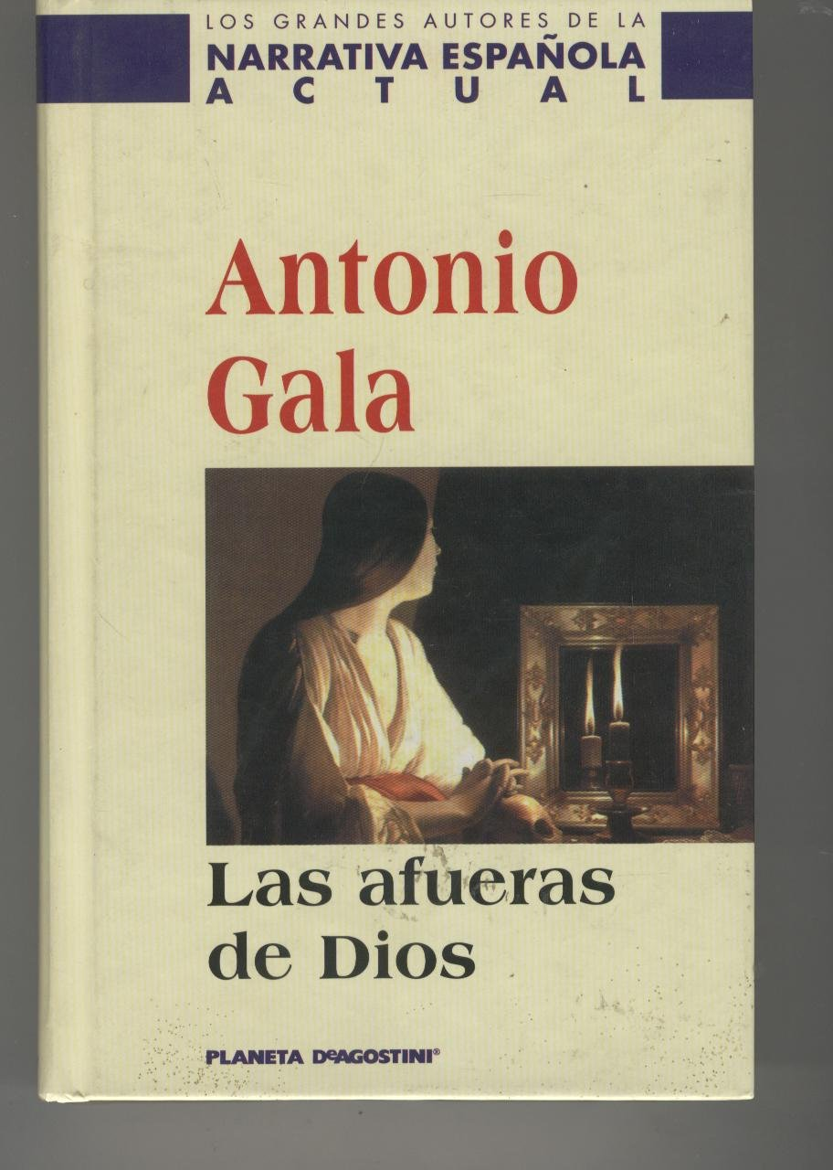 Las Afueras de Dios (Autores Españoles E Iberoamer.): Amazon ...